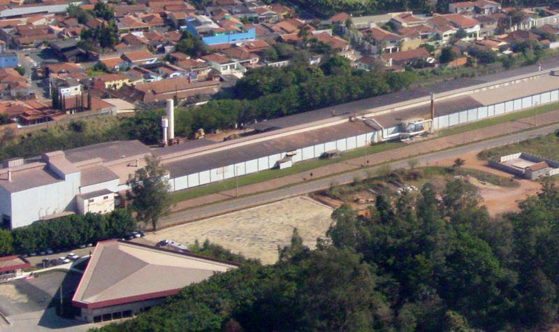 Foto da páginaInfra-estrutura